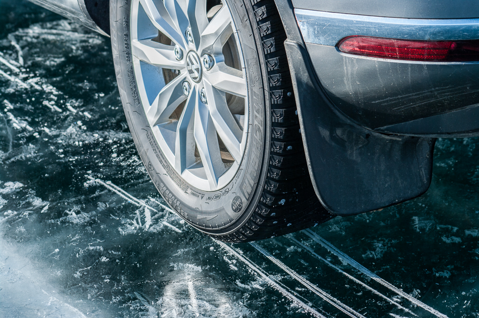 фото шины MICHELIN Latitude X-Ice North 2+